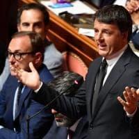 """Crisi di governo, Renzi a Conte: """"Non farò parte di un governo"""". Zingaretti: """"No a..."""