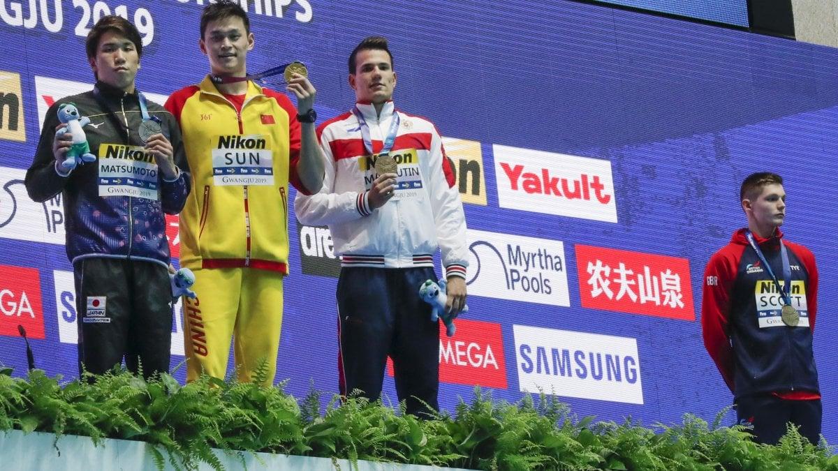 Nuoto, doping: udienza Tas-Sun Yang sarà pubblica. Non accadeva da 20 anni