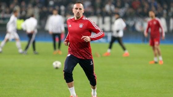 Mercato: colpo Fiorentina: arriva Ribery. La Juventus pensa a Dembelé