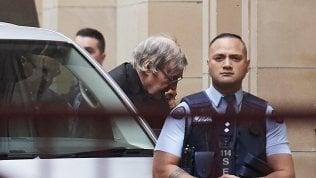 """Pedofilia, respinto il ricorso in appello del cardinale Pell. """"Sconterà la sua pena in carcere"""""""