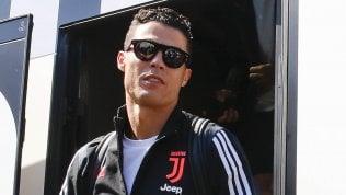 """Ronaldo jr e la vecchia casa di Lisbona del papà: """"Vivevi qua, possibile?"""""""