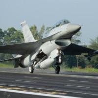Usa vende F-16 a Taiwan. Si oppone la Cina minacciando sanzioni