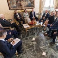 """Consultazioni, Autonomie: """"Sì a governo M5s-Pd"""". I Gruppi Misti: """"Serve esecutivo di..."""