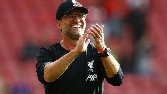 """Liverpool, Klopp: """"Sogno la Nazionale ma potrei ritirarmi tra tre anni"""""""
