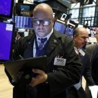 Frena Wall Streeet e le Borse Europee chiudono in rosso