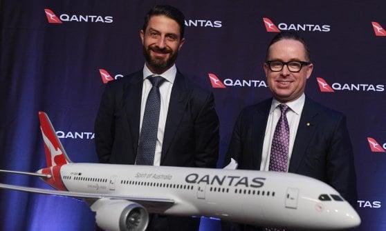 Londra-Sydney non stop: via ai test del volo più lungo di sempre