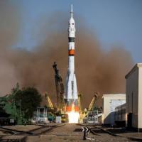 Robot cosmonauta russo in viaggio verso la Stazione Spaziale. Si chiama Fyodor