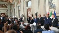 """Zingaretti (Pd): """"Governo di svolta, altrimenti si vota"""""""