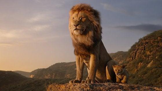 'Il re leone', debutto record in Italia con quasi tre milioni di euro