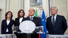"""Berlusconi (Fi): """"O governo di centrodestra o elezioni anticipate"""""""