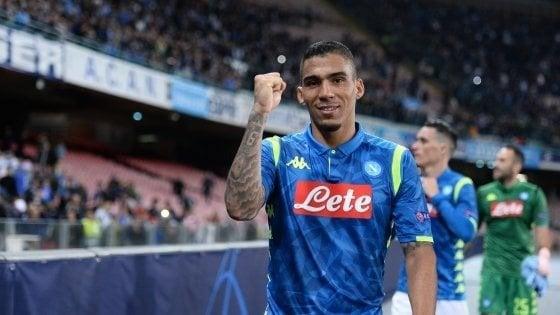 """Napoli, Allan: """"Mai così forti. Pronti per vincere a Firenze"""""""