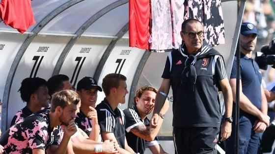 Juventus, Sarri salterà anche la gara con il Napoli