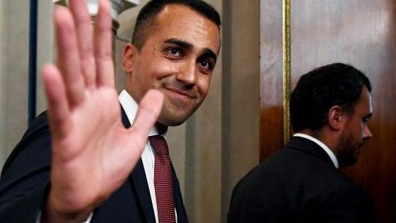 Tre cose che abbiamo notato nel discorso di Di Maio (e una di Salvini)