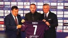Fiorentina, Ribery: Spero di essere un biglietto vincente. Aiuterò Chiesa a crescere