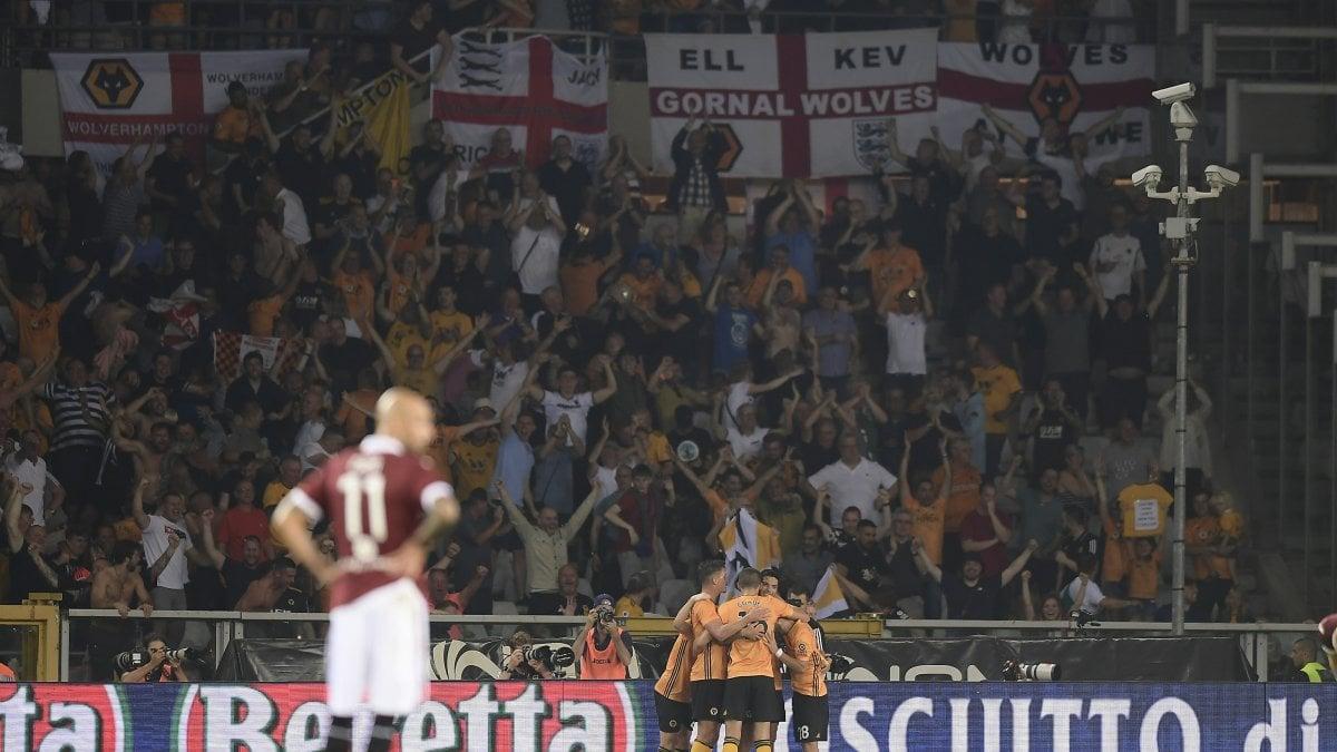 Torino-Wolverhampton 2-3, granata quasi fuori dall'Europa