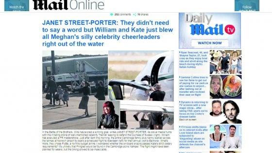 Harry sul jet privato? William e Kate viaggiano in low-cost