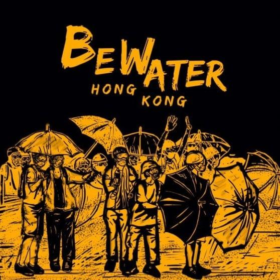 Hong Kong, i poster della protesta: ironici e combattivi