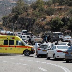 Cisgiordania, muore una ragazza israeliana in un attacco terroristico