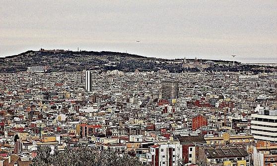 collegare Barcellona