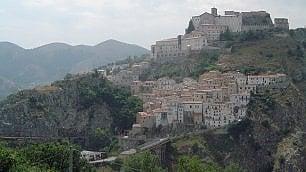 Muro Lucano, borgo presepe
