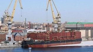 """Russia, una centrale atomica galleggiante """"naviga"""" nell'Artico"""