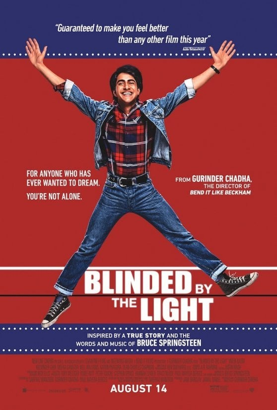 'Blinded by the Light', la musica che ti salva. Grazie a Bruce Springsteen