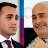 Di Maio e Zingaretti a cena insieme, le condizioni dei 5 stelle: un Conte-bis e subito il...
