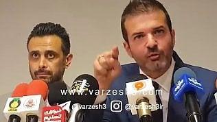 """In campo senza interprete, sfogo di Stramaccioni: """"Sabotaggio"""""""