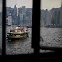Hong Kong, liberato dalla polizia cinese dipendente del consolato britannico