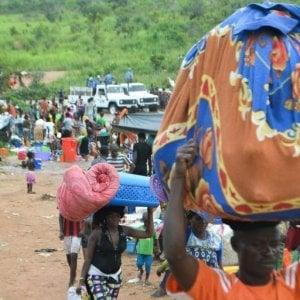 Luanda, migliaia di rifugiati della RDC lasciano l'Angola e fanno ritorno nella regione del Kasai