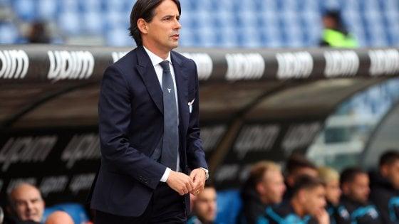 """Lazio, Inzaghi: """"Poco considerati, ma siamo Champions"""""""