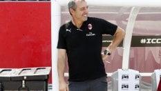 """Milan, Giampaolo: """"Non sento la pressione. Ne ho passate tante..."""""""