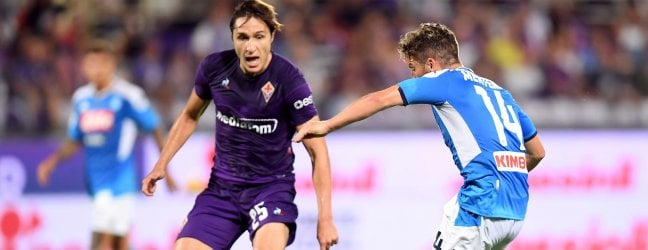 Serie A al via, la Juventus vince a Parma: 0-1Ora in diretta Fiorentina-Napoli: 1-2