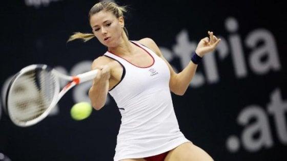 Tennis, Bronx: Camila Giorgi si illude, poi cede in finale con Linette
