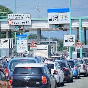 Controesodo, rischio code sulle autostrade per lo sciopero d