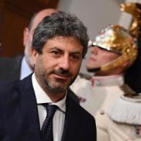 """Crisi di governo, Fico si sfila: """"Il nome resta Conte"""""""
