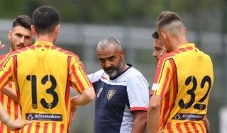 """Lecce, Liverani: """"Contro l'Inter non ci snatureremo, in campo con entusiasmo"""""""