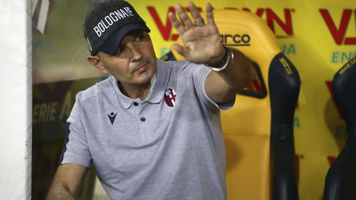 Bologna, Mihajlovic lascia l'ospedale e raggiunge Verona: è in panchina al Bentegodi