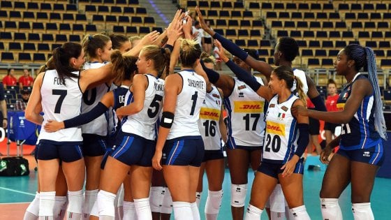 Volley, Europei donne; l'Italia colpisce ancora, 3-0 all'Ucraina