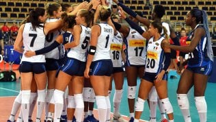 Europei donne, l'Italia del volley colpisce ancora: 3-0 all'Ucraina