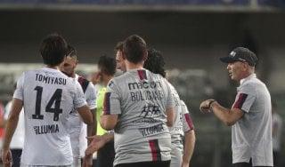 Verona-Bologna 1-1, Miguel Veloso risponde a Sansone. Ma la vera vittoria è di Mihajlovic