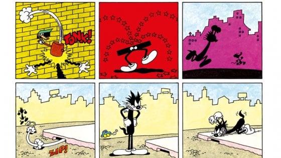 Addio al fumettista Massimo Mattioli, creatore di Squeak the mouse e Joe Galaxy