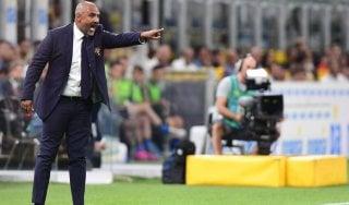 """Lecce, Liverani: """"Ko pesante, ma voglio personalità anche nelle difficoltà"""""""
