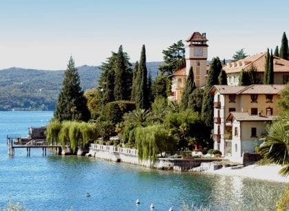 Matteo Felter e quel ramo del lago di Garda dove regna l'alta cucina