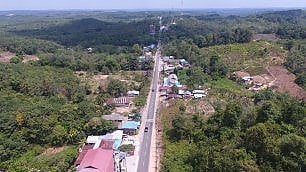 'Nuova capitale nel Borneo'