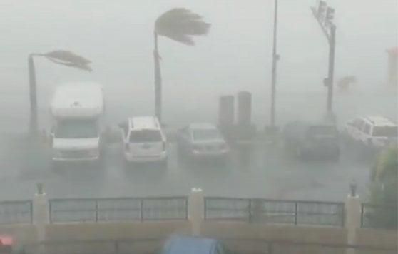 Uragano Dorian, dichiarata emergenza per Porto Rico e Florida: potrebbe arrivare a categoria 3