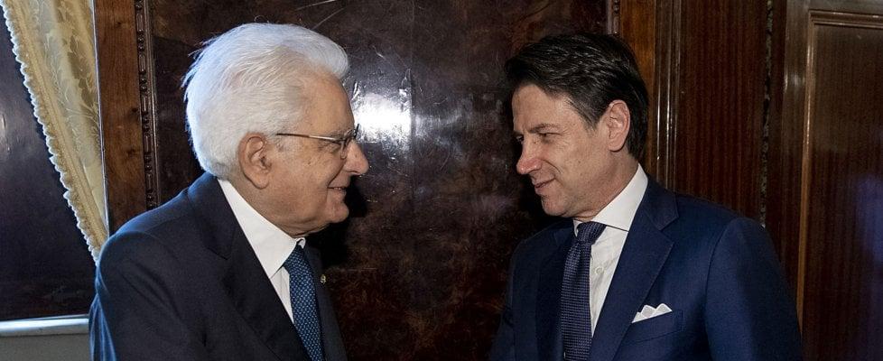 """Governo, Conte accetta con riserva l'incarico da Mattarella: """"Tutti paghino le tasse ma meno"""". Oggi i colloqui con i partiti"""