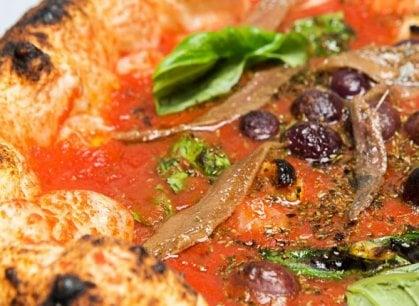 Dal Napoli a Gaeta solo andata: Antica pizzeria Ciro