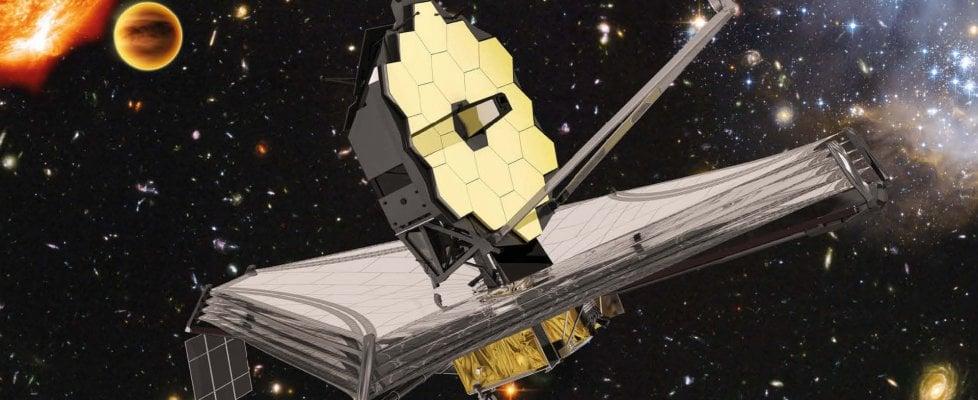 Completato assemblaggio del super-telescopio James Webb, l'erede di Hubble