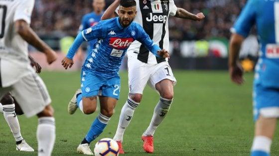 """Napoli, Insigne sfida la Juve: """"Voglio lo scudetto e il titolo di capocannoniere"""""""